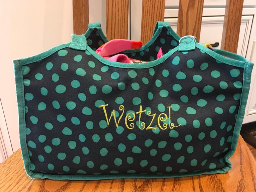 First Thirty-One Tote