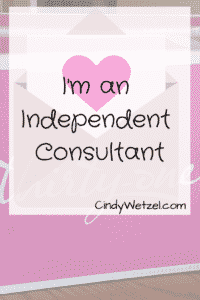 independent consultant for thirty-one thirty