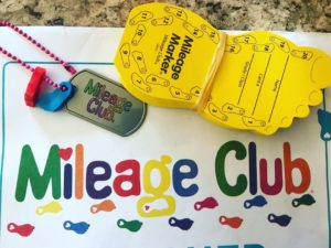 Homeschool Mileage Club