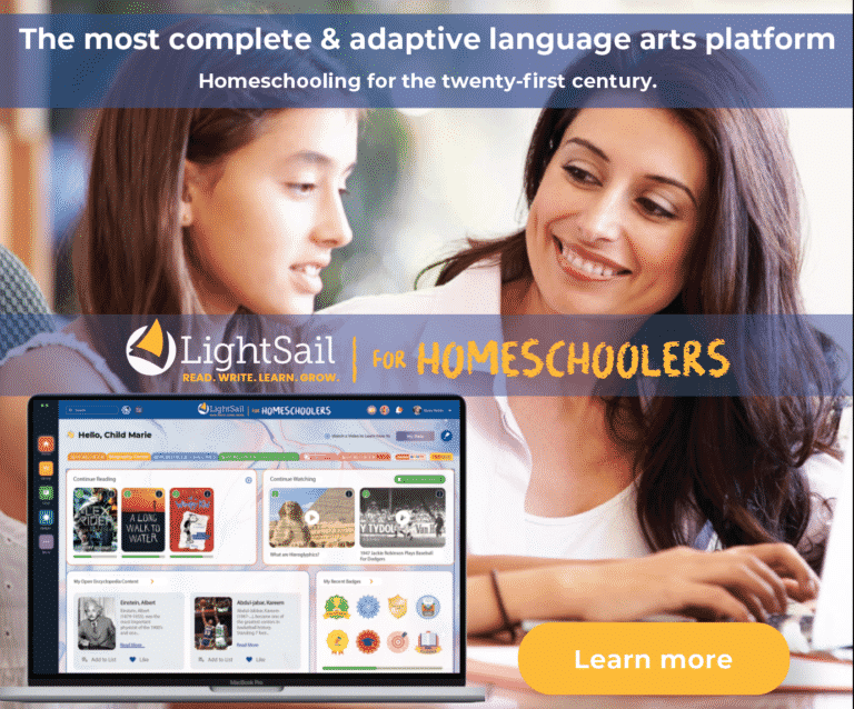 Do You Have a Homeschool Online Reading Library? 1
