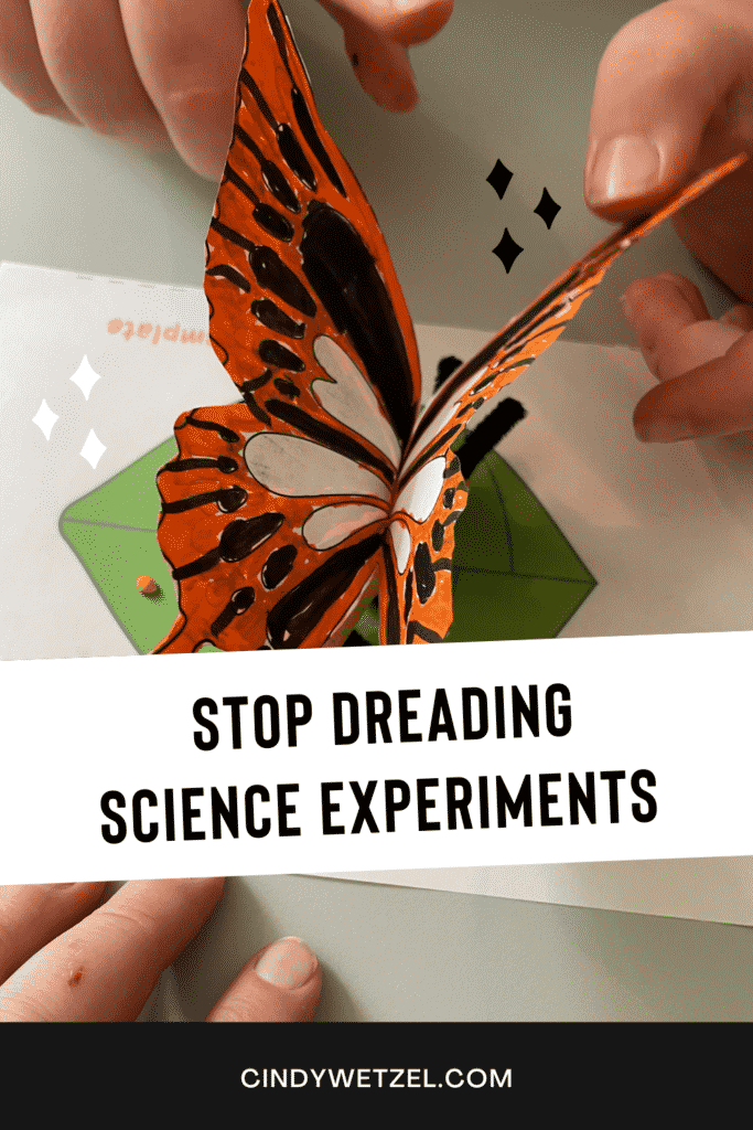 Stop Dreading Science Experiments: A BookShark Review